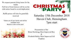 Christmas Party @ St Marys club Kells